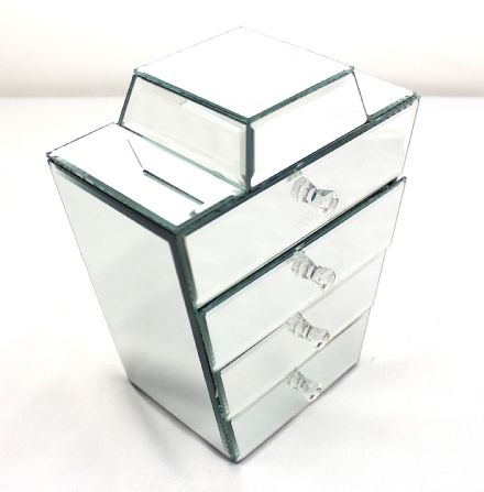 Mirror Jewellery Drawers